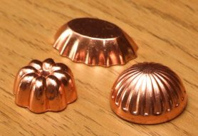 Dolls house jelly moulds