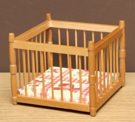 Dolls house play pen