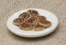 Dolls House Cinnamon Swirls