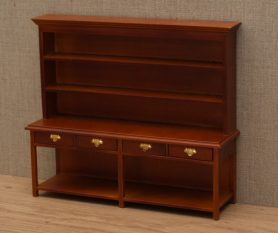 Extra large dolls house dresser