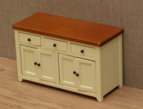 Shaker dolls house sideboard
