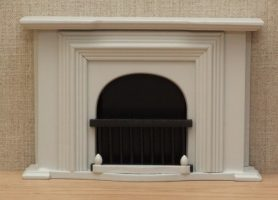 Large dolls house Georgian fireplace