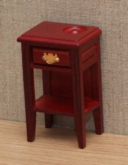 Dolls house bedside table / nigt stand