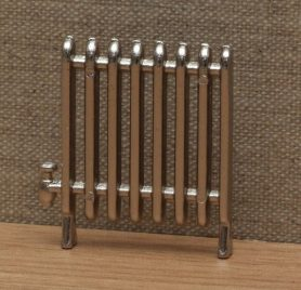 Modern dolls house radiator