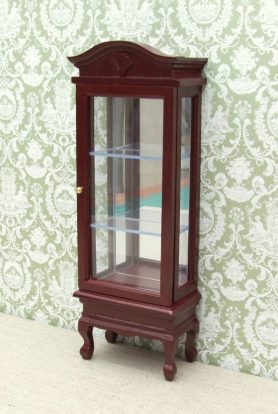 Dolls House display cabinet