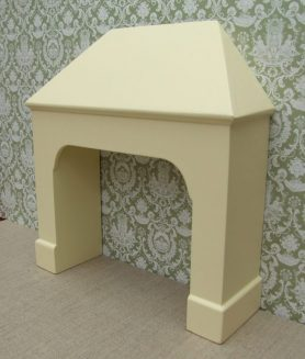 Dolls house stove surround