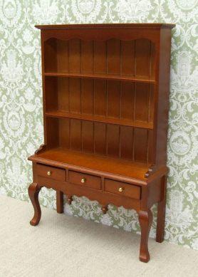 Oak dolls house dresser