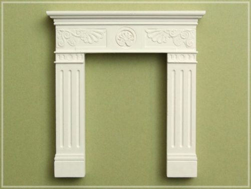 Dolls house fireplace surround - WH0101